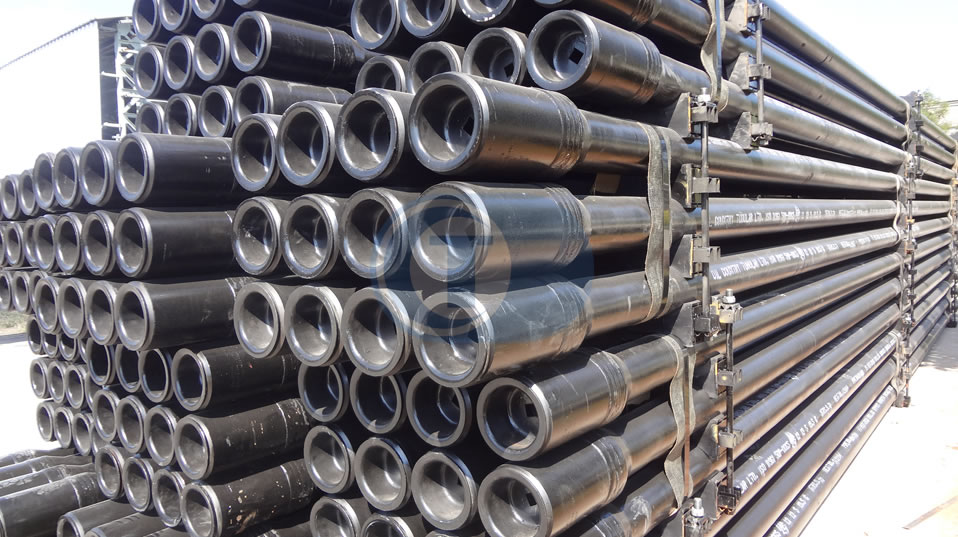 OCTL - Drill Pipe Manufacturers in India