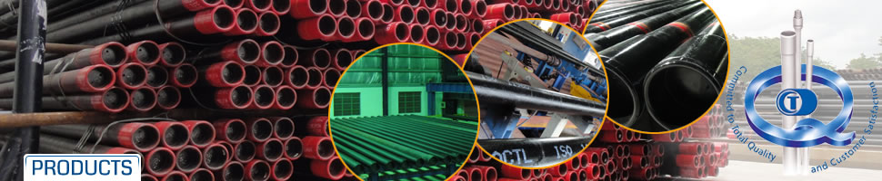 OCTL Heavy Weight Drill Pipe manufacturers in India