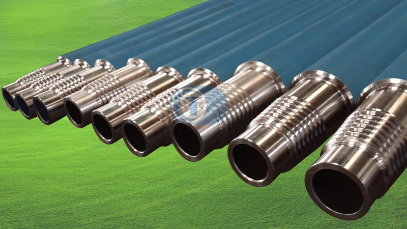 Reconditioning of Drill Pipe, Rethreading of Drill Pipe, Rethreading